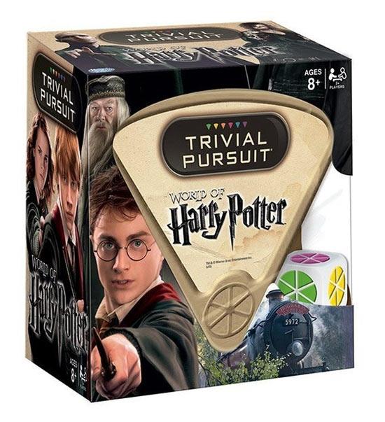 Gioco da Tavolo - Trivial Pursuit Harry Potter