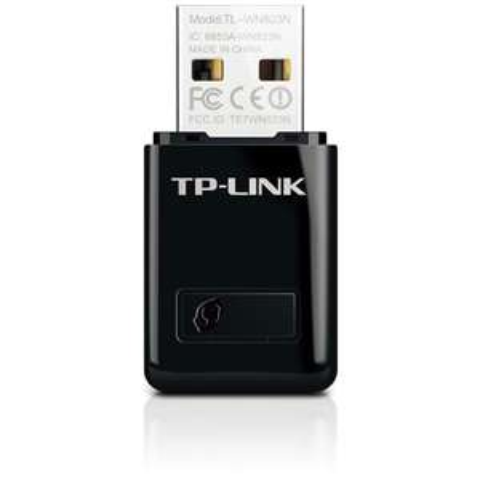 TP-LINK - Mini Scheda Di Rete Usb Wireless N 300 Mbps