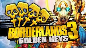 Codice Shift per 3 Tre Chiavi Dorate Borderlands 3