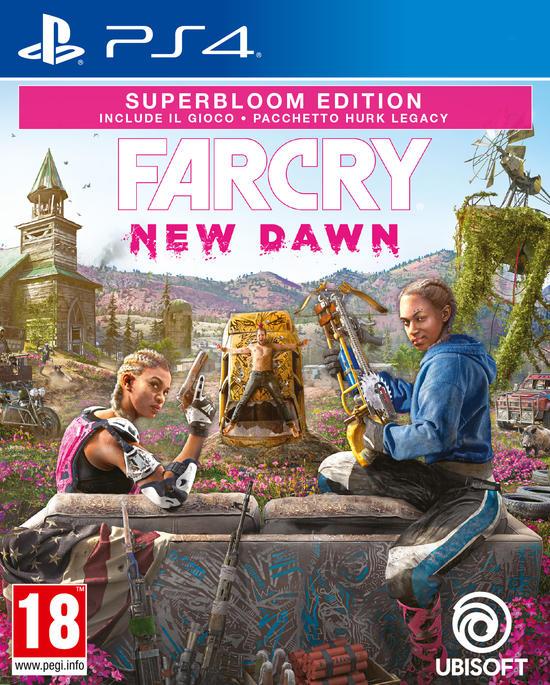 Far Cry: New Dawn - Superbloom Edition (Playstation 4) - Gamestop