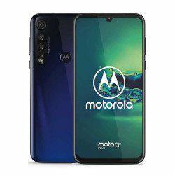 Smartphone Motorola Moto G8 Plus Blu 64 GB Dual Sim