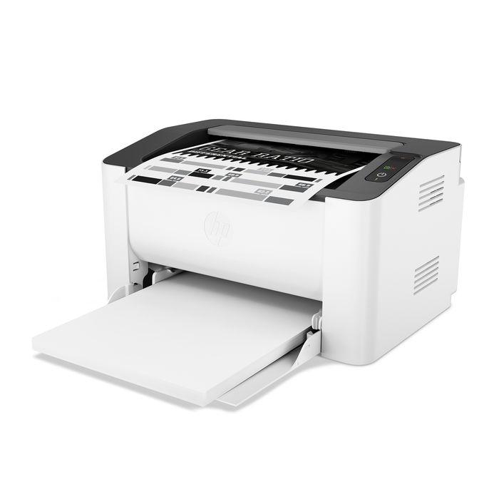Stampante Laser HP bianco e nero