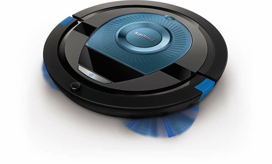 Philips Aspirazione SmartPro Compact FC8774/01 Robot Aspirapolvere