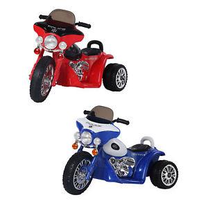 Homcom – Triciclo Moto Elettrica