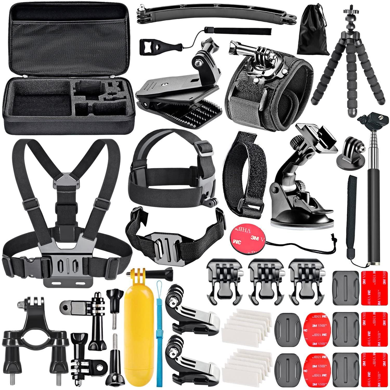 Neewer 50-In-1 Kit di Accessori per Action Camera