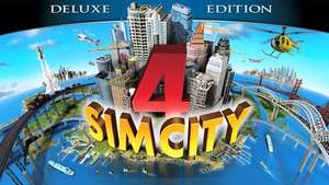Gioco PC: SimCity 4 Deluxe Edition (+SimCity 4 Rush Hour Expansion Pack)