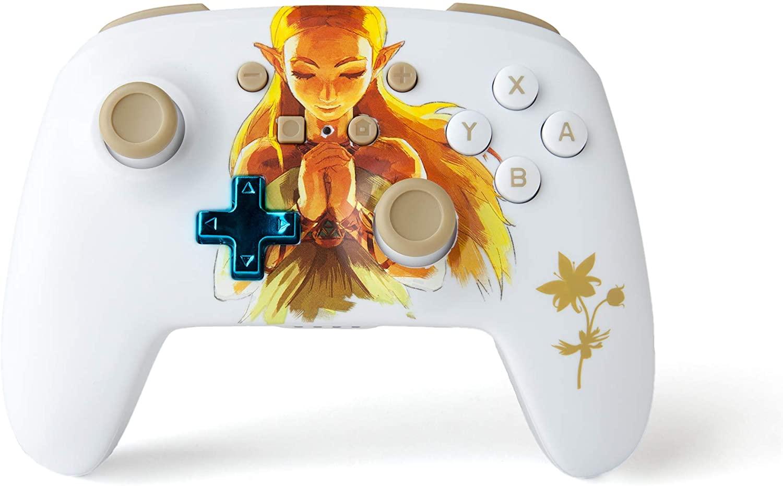 Controller Nintendo Switch Princess Zelda