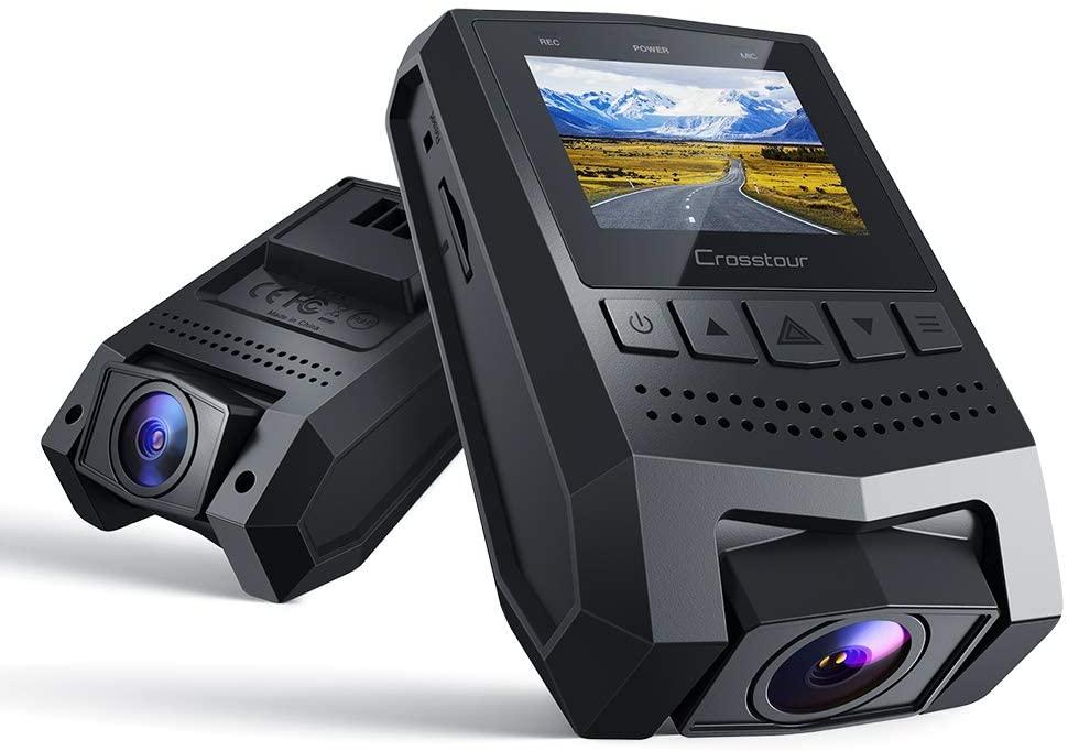 "Dash Cam LCD 1,5"" 1080P 23.9€"