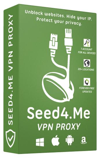 Software Gratis: Seed4Me VPN