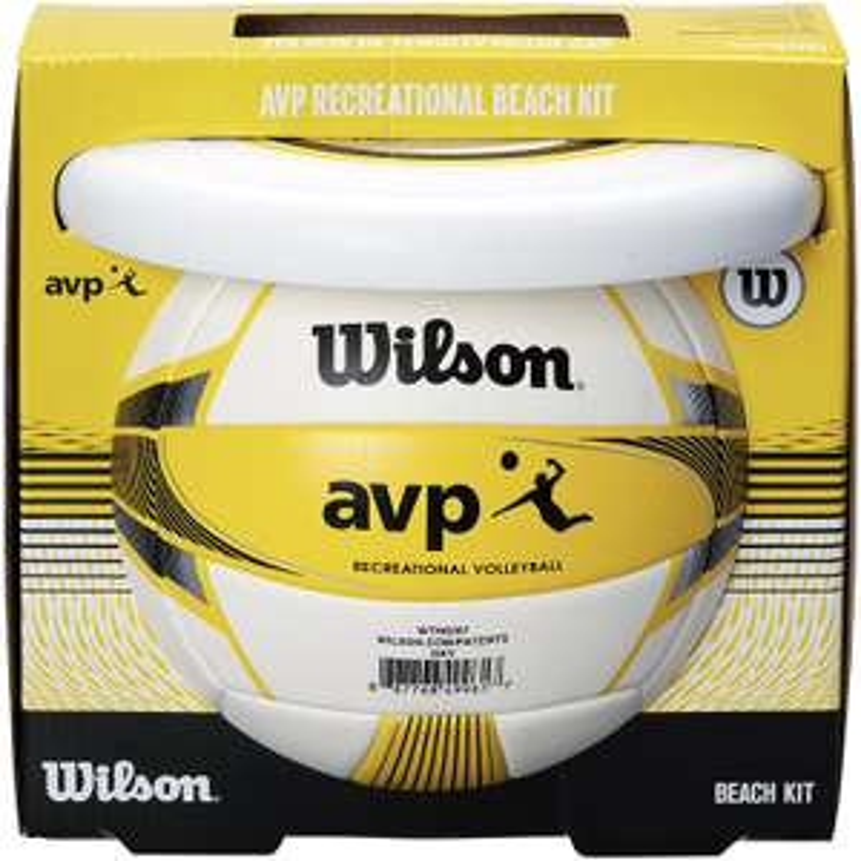 WILSON Pallone da Beach Volley + frisbee