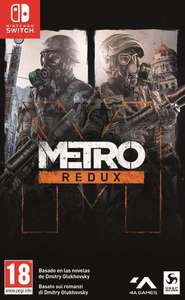 Metro Redux Nintendo Switch