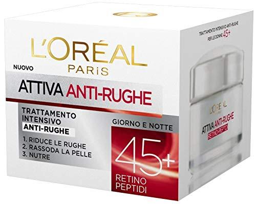 L'Oréal Paris Attiva Antirughe 45+