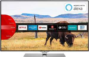 JVC TV Smart 55'' UHD 4K LT-55VUQ73I