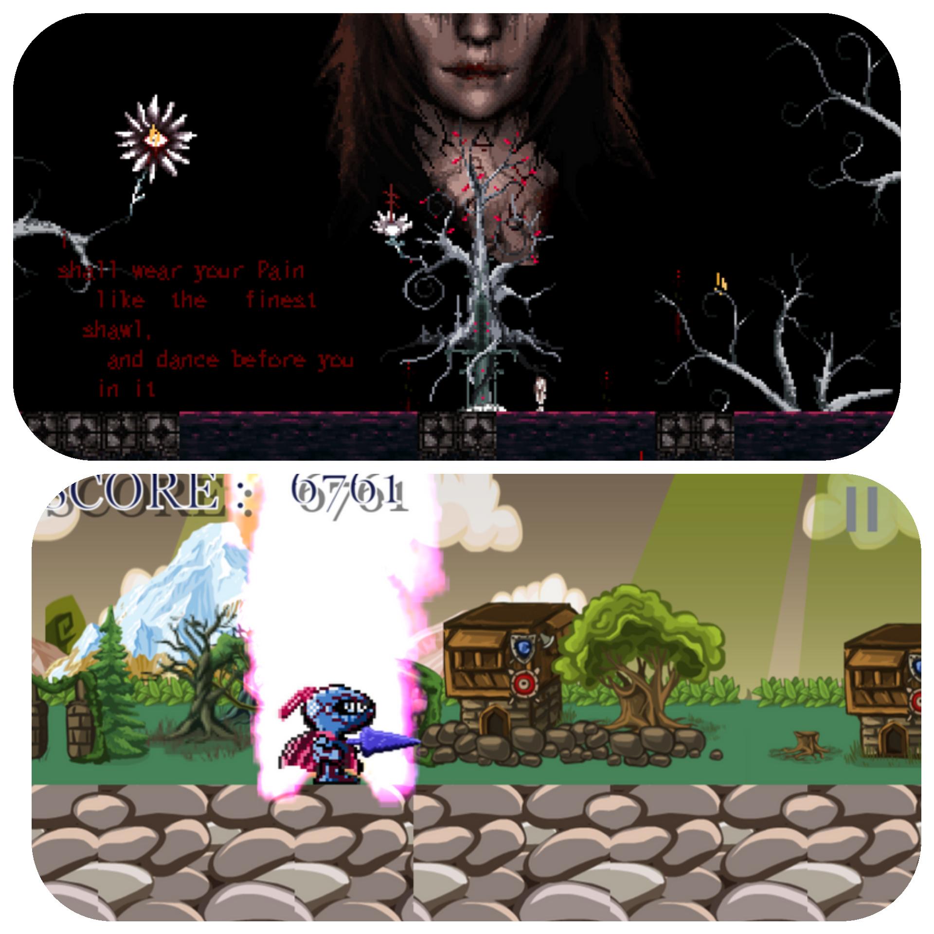 "2 Giochi PC gratis: ""Blue Knight Versus The Squidgables"" e ""Gyossait"""