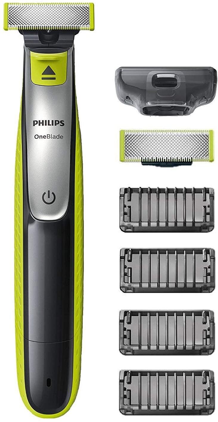 OneBlade Philips 4 Pettini + 1 Ricambio 31.7€