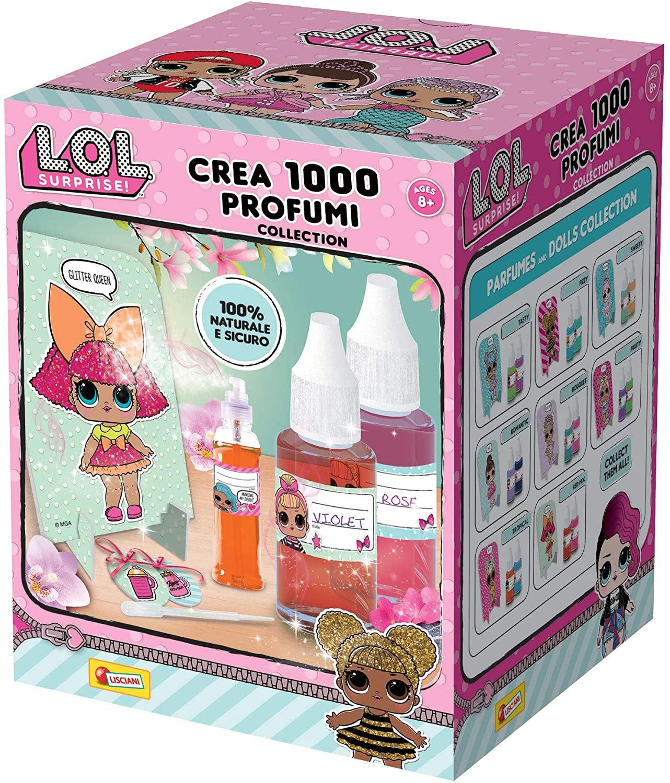 Lisciani Giochi - LOL Surprise 1000 Profumi Collection, Multicolore
