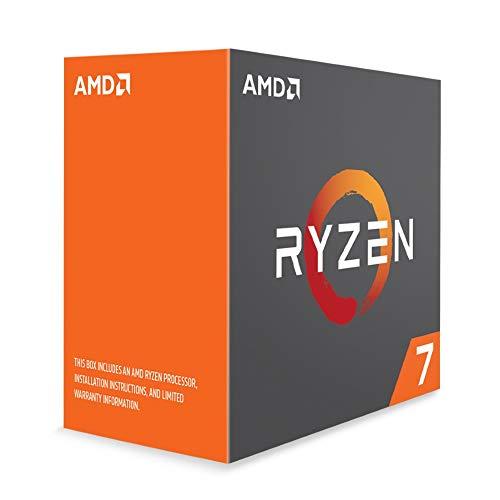 AMD Ryzen 7 1800X - Processore 4,0 GHz - Socket AM4