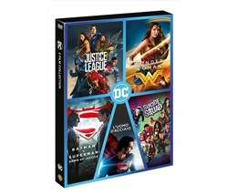 Dc Comics - 5 Film Collection