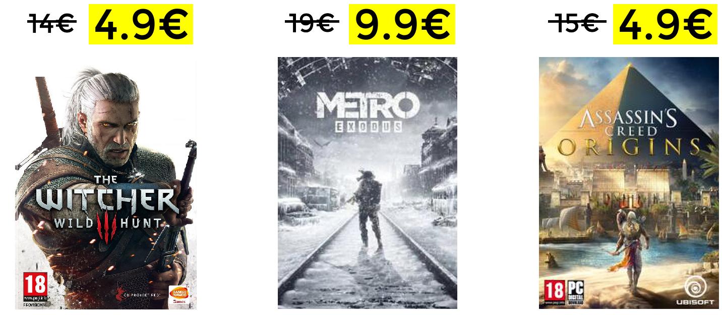 Epic Games - Coupon 10€ GRATIS