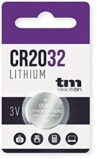 Pila superalcalina CR2032 3 V