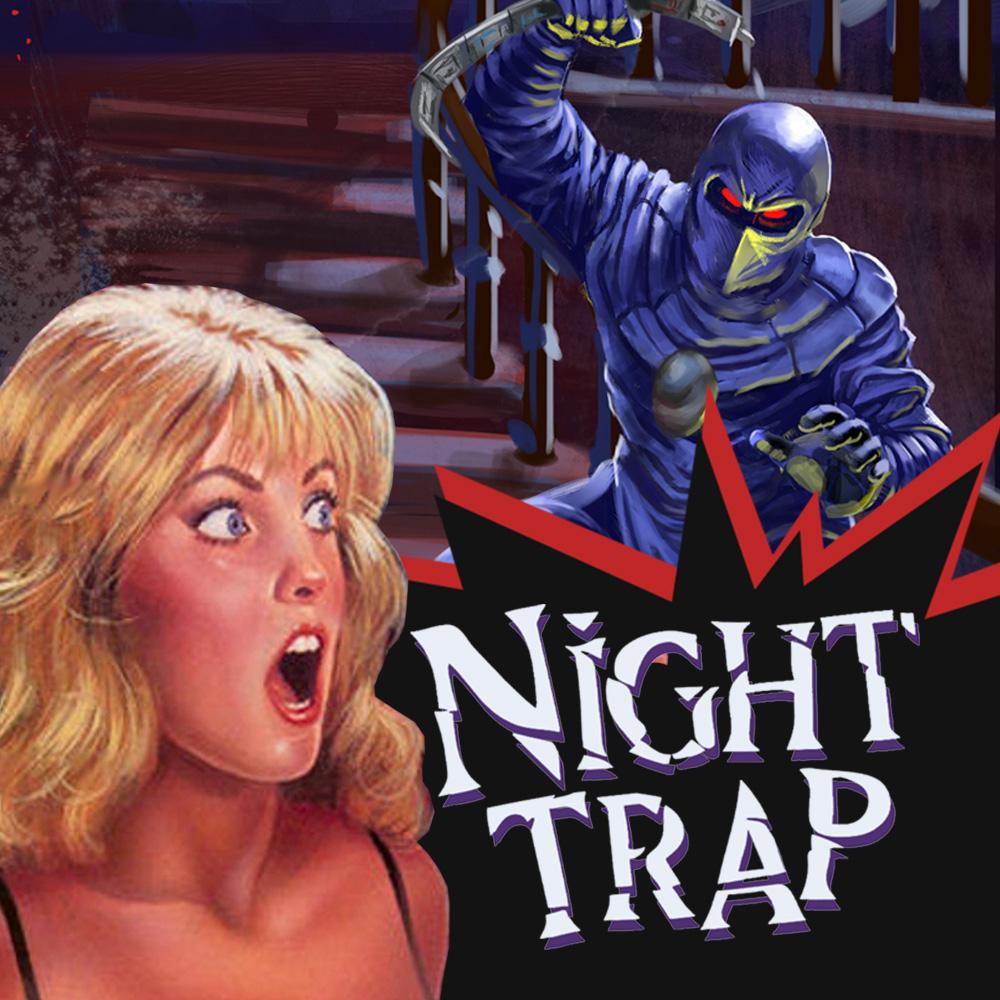 Night Trap - 25th Anniversary Edition(Nintendo Switch)2,39€ @Nintendo eShop