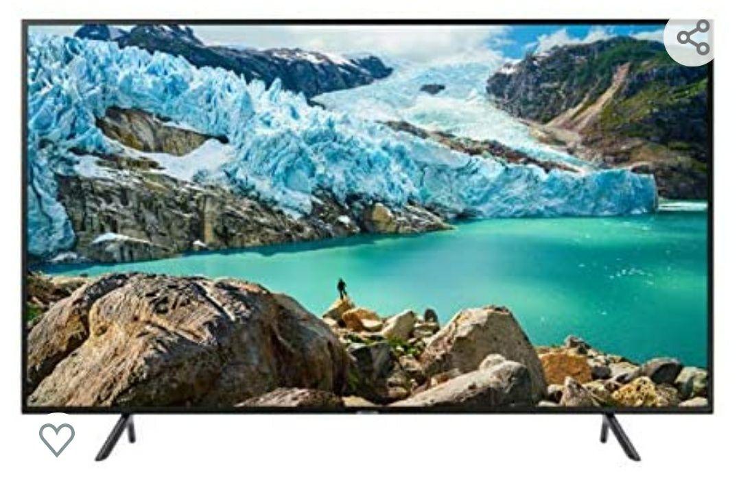 """Samsung UE50RU7170U 127 cm (50"""") 4K Ultra HD Smart TV Wi-Fi Nero"""