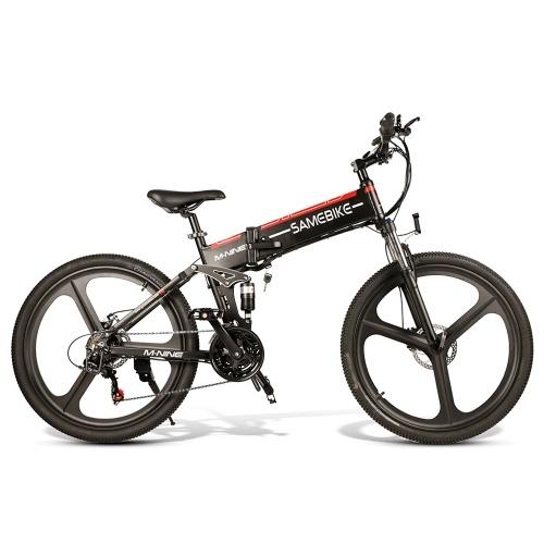 Bici elettrica pieghevole Samebike LO26 - Spedita da Germania