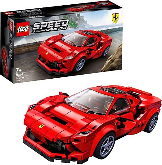 Lego Speed Champions: Ferrari F8