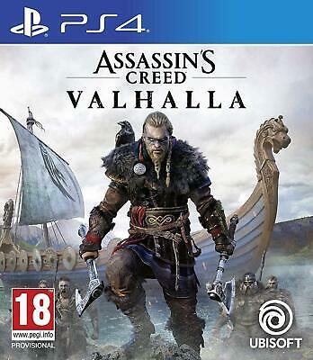 ASSASSIN'S CREED WALHALLA PS4