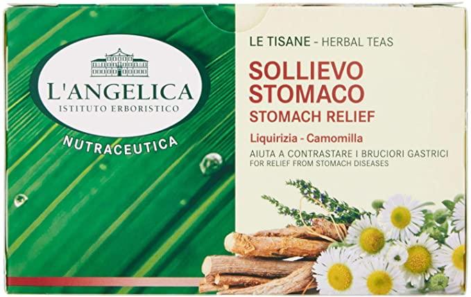 2x30gr L'Angelica Tisana Sollievo dello Stomaco -
