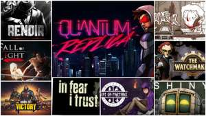Quantum Bundle: 9 GIOCHI + 3 DLC RISCATTA SU STEAM