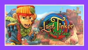 Twitch Prime: The Last Tinker: City of Colors
