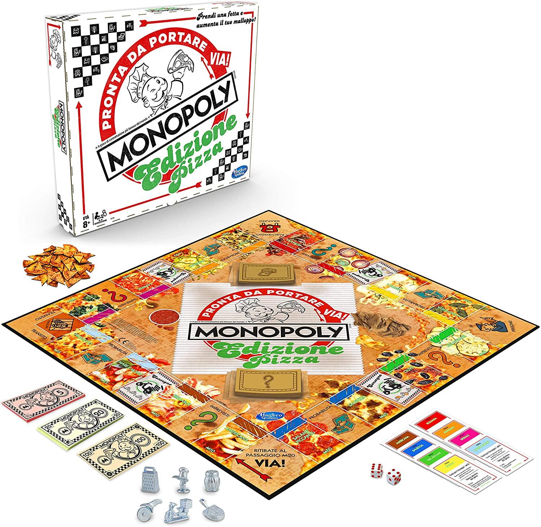 """Monopoly - Edizione """"Pizza"""""""