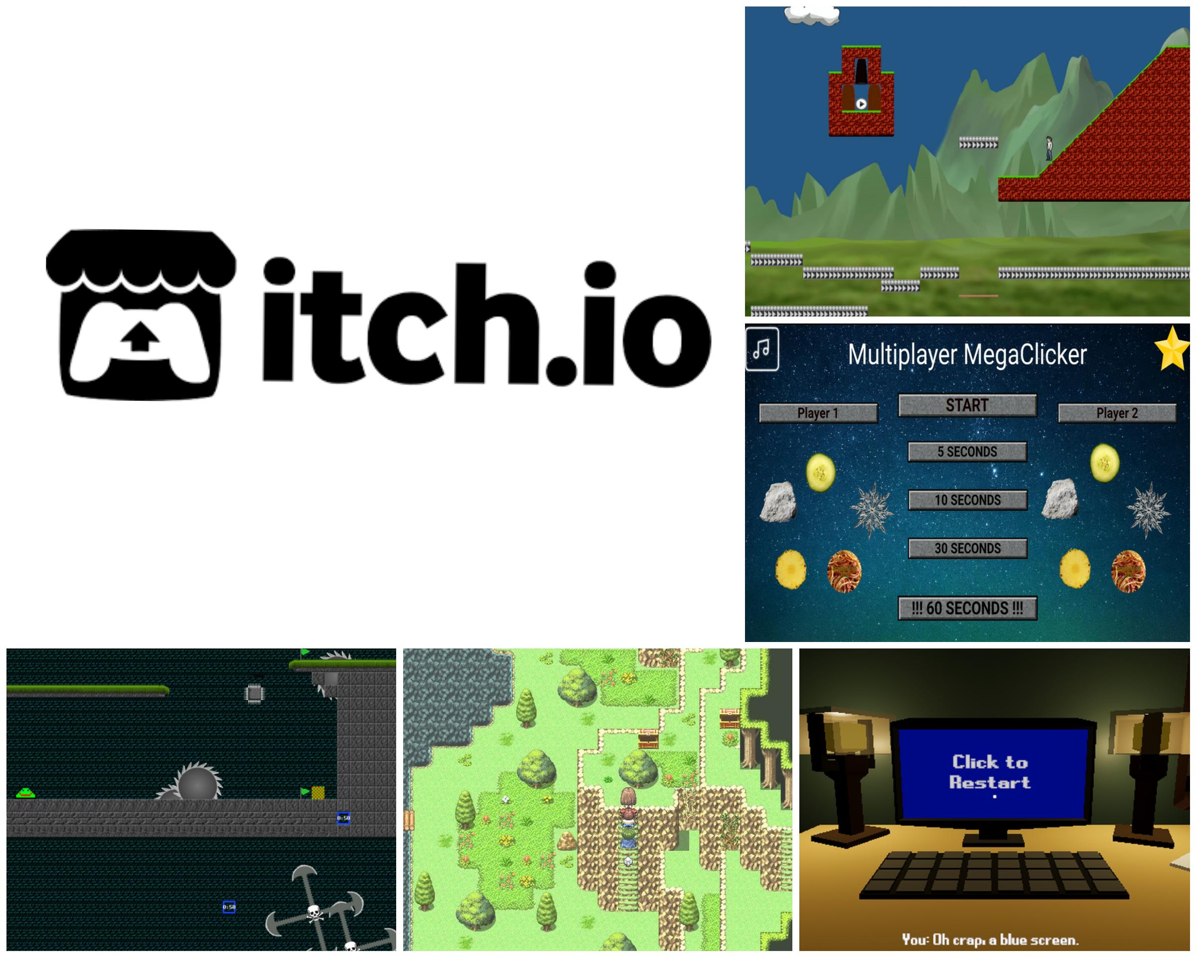 5 giochi gratuiti Itch.io