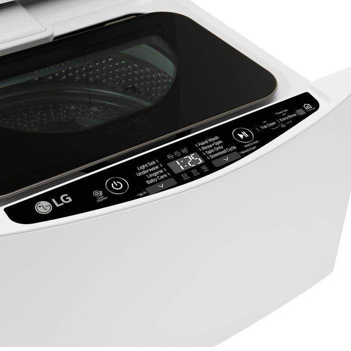 LG Lavatrice Smart LG F8K5XN3 2 kg Wi-Fi