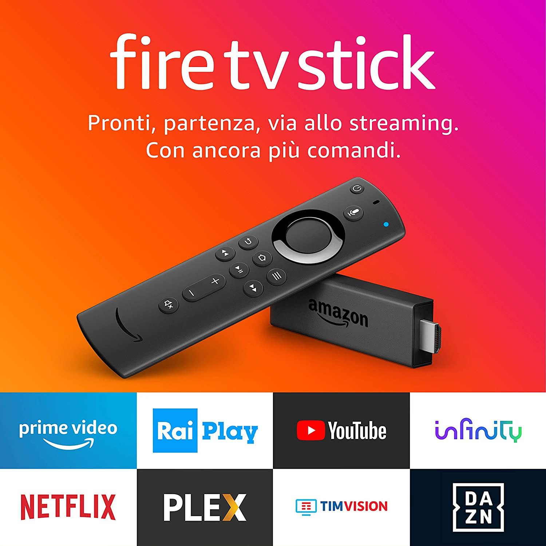 Fire Stick Tv Con Alexa Ricondizionata Certificata