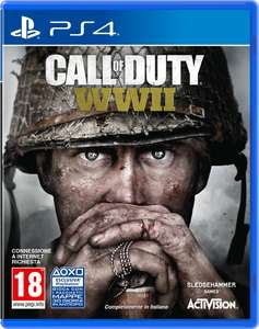Call of Duty : WWII - GRATIS CON ABBONAMENTO PLAYSTATION PLUS