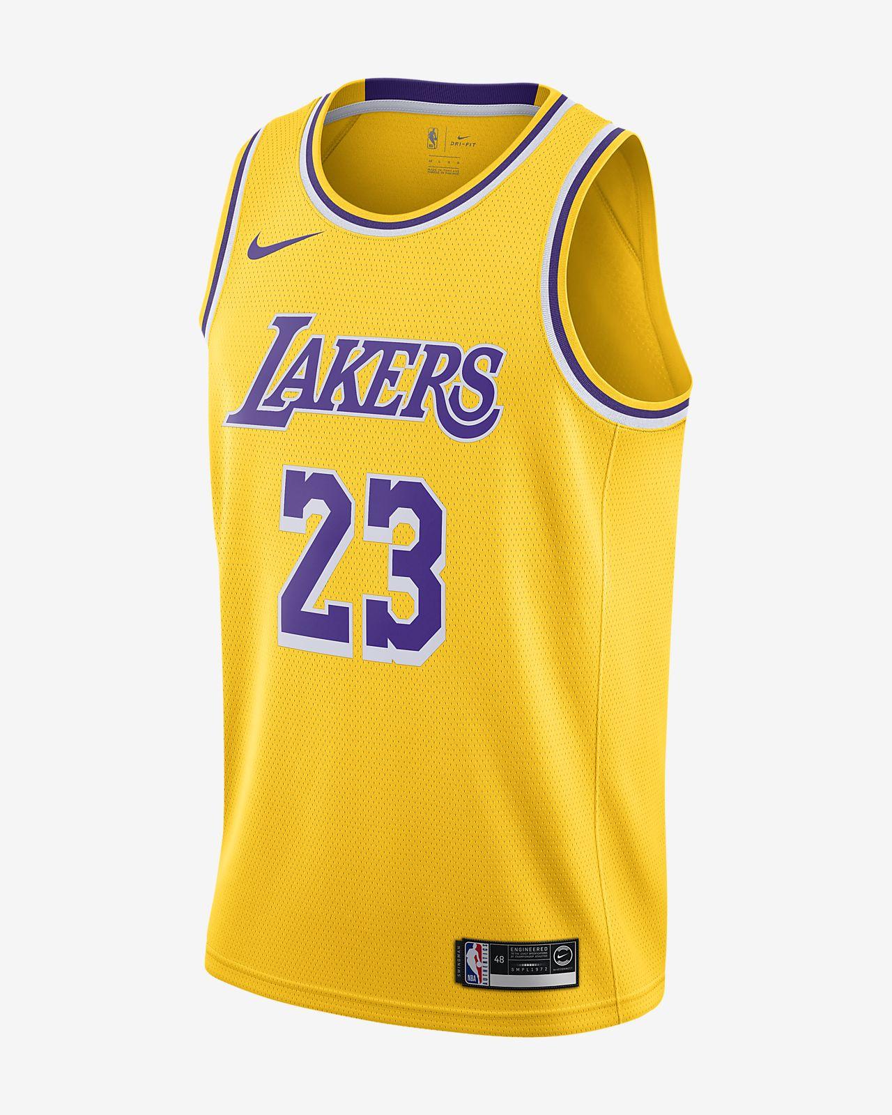 LeBron James Lakers Icon Edition