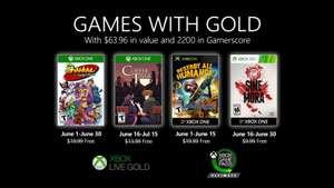 Xbox Games Gold (Giugno 2020) - Shantae and the Pirate's Curse, Coffee Talk, Destroy All Humans! (Xbox), and Sine Mora