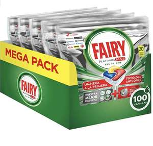 Fairy Platinum Plus Limone 100 capsule