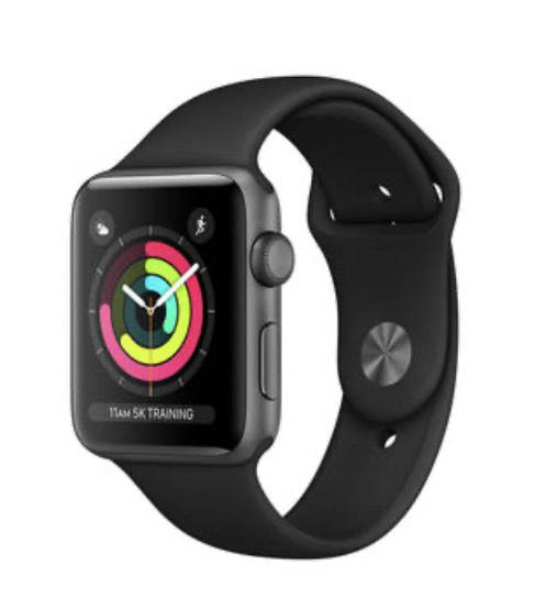 Apple Watch serie 3 - 42 mm grigio siderale