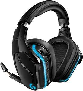 Logitech G935 Cuffie Gaming RGB Wireless, Audio Surround 7.1, Cuffie DTS: X 2.0