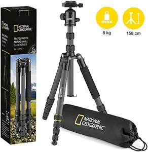 National Geographic Travel Kit Treppiede con Monopiede