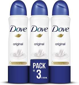 Pack da 3 - Deodorante Dove Original