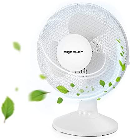 Ventilatore da tavolo 25W