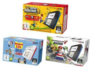 Gamestop: Bundle Nintendo 2DS