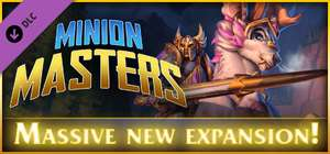 Steam Gratis: Minion Masters - Charging Into Darkness