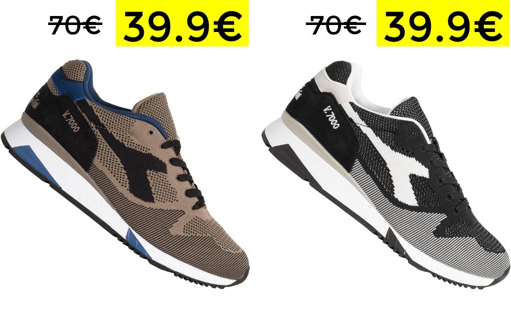 Sneaker Uomo Diadora Weave 39.9€