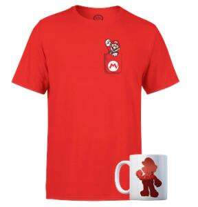 Bundle Nintendo: Tazza + T-Shirt by Zavvi
