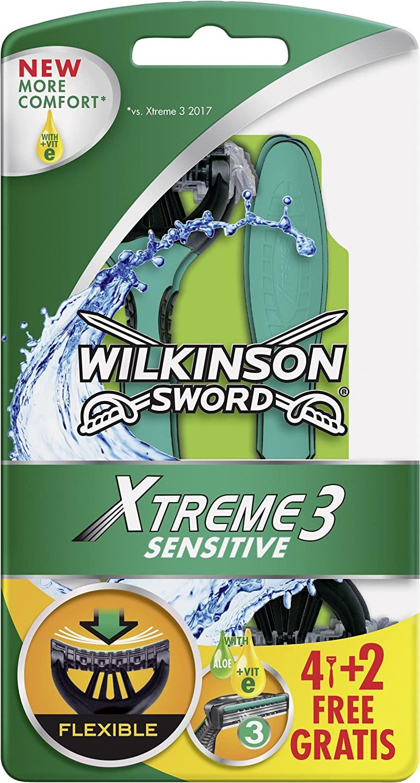 6 Rasoi Wilkinson Sword Xtreme 3